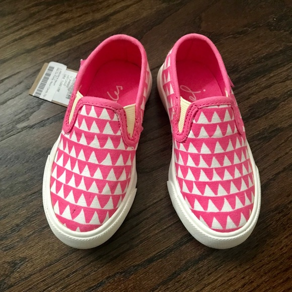 052c1c0b9556 New nwt Joules pink kids summer sneakers shoes 9 Boutique